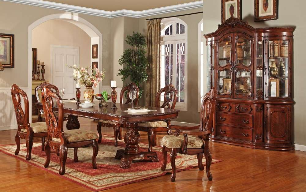 Formal Dining Table Set Cheap Contemporary Room Sets