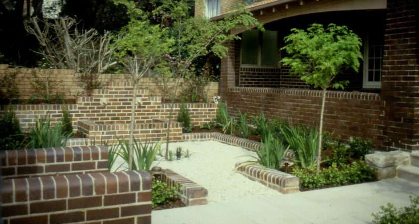 Formal Front Garden Layout Planting Match