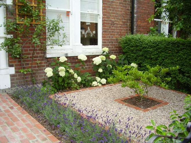 Formal Front Garden Tim Mackley Design