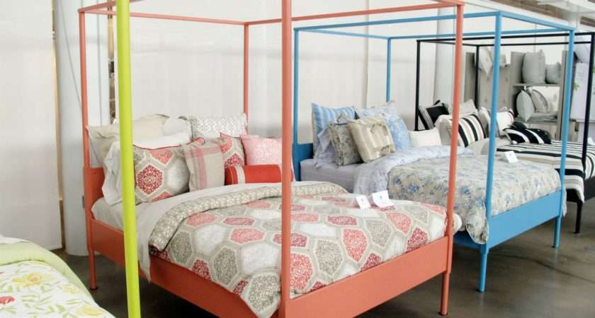 Four Poster Canopy Beds Kids Lovely Fullcolor Disney