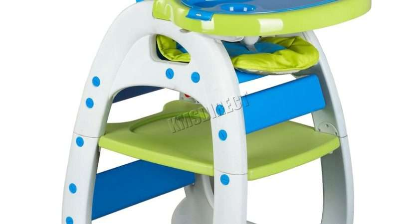 Foxhunter Baby Highchair Infant High Feeding Seat