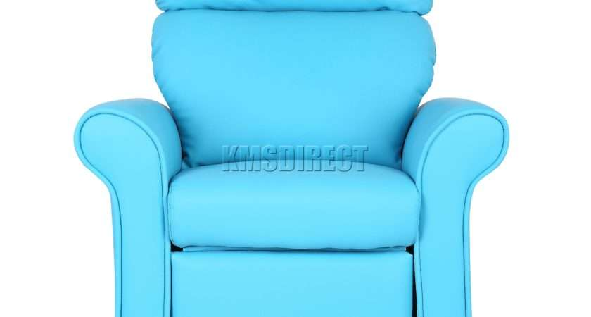 Foxhunter Kids Recliner Armchair Games Chair Sofa Children
