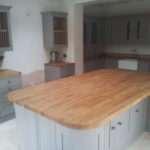 Frame Carlsbrooke Kitchen Solid Oak