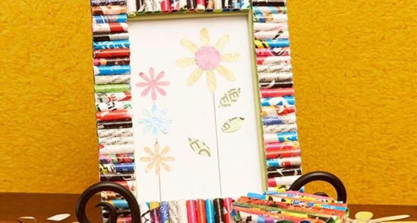 Frame Craft Ideas Art Gift