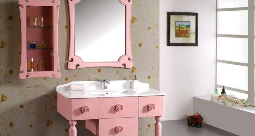 Framed Bathroom Mirrors Designs Ideas