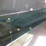 Frameless Glass Balustrade Morris Fabrications Ltd Architectural