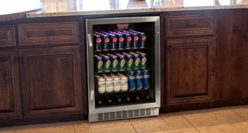 Freestanding Built Beverage Refrigerators