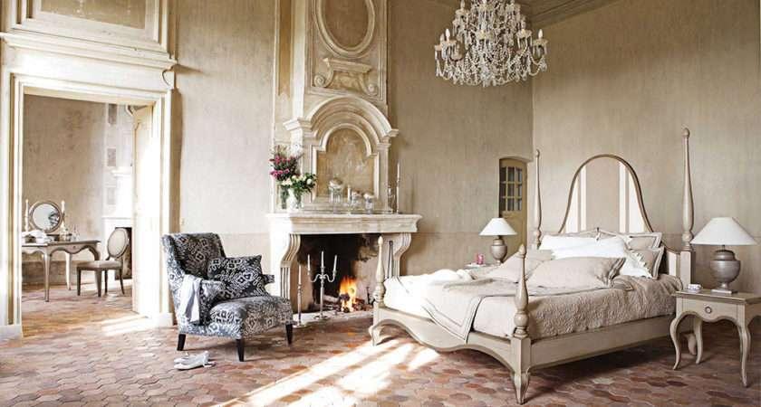 French Bedroom Furniture Interior Design Ideas