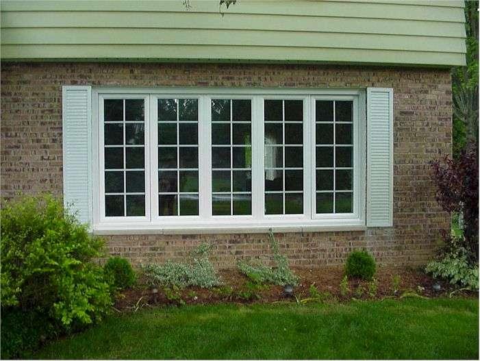 French Casement Upvc Windows