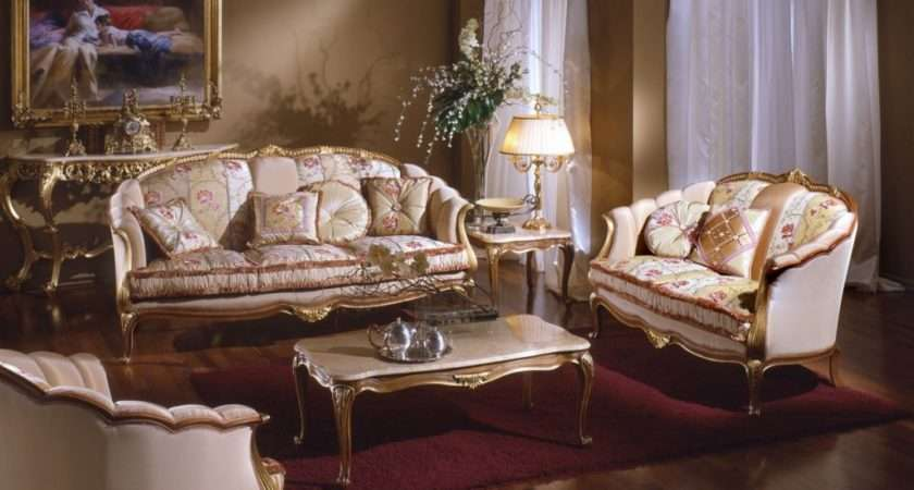French Classic Furniture Home Style