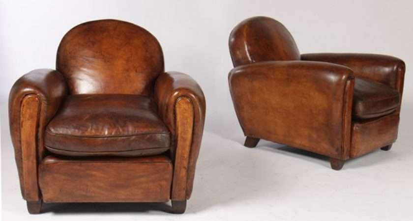 French Club Chair Vintage Furniture Boutique