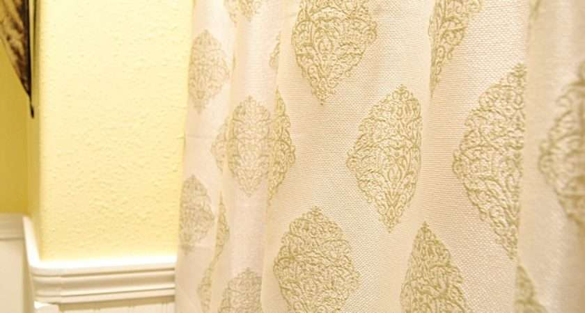 French Country Bathroom Shower Curtain Atthepicketfence