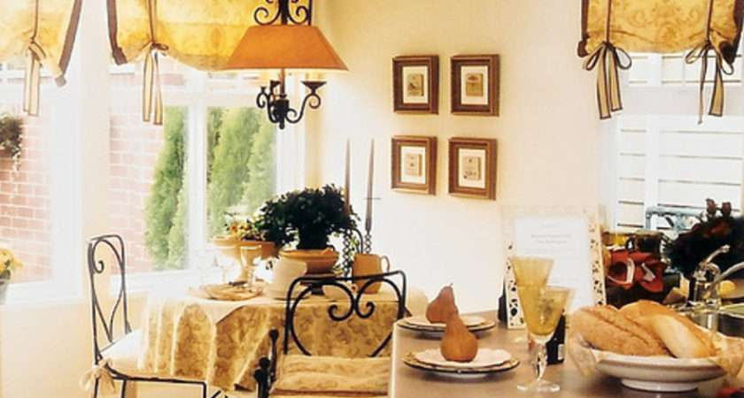 French Country Decor Casual Cottage