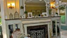 French Country Living Room Makeover Eclectic