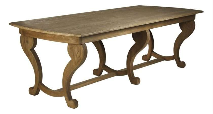 French Country Louis Style Leeds Dining Table Kathy Kuo Home