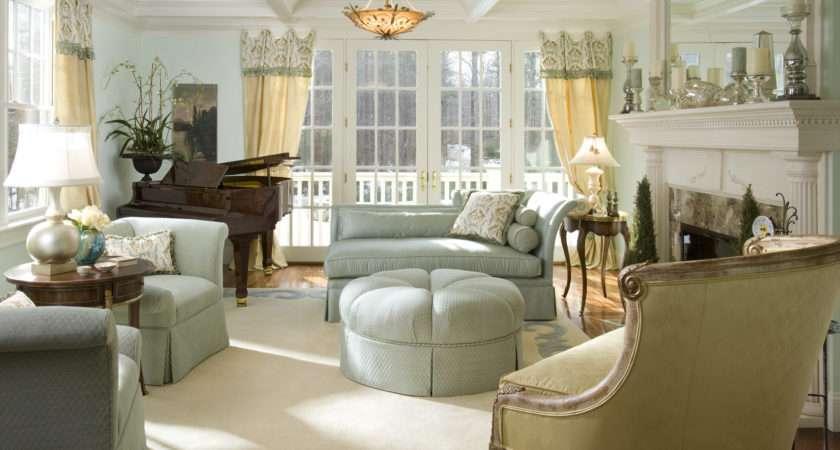 French Furniture Interior Designs Home