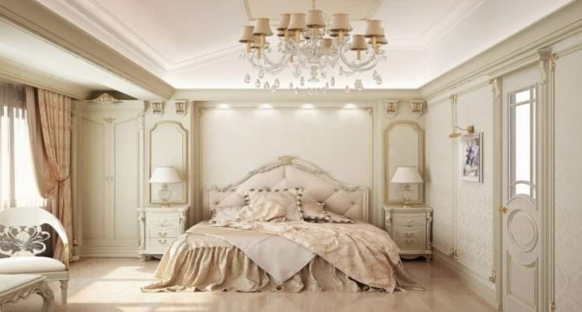 French Inspired Bedrooms Elegant Bedroom