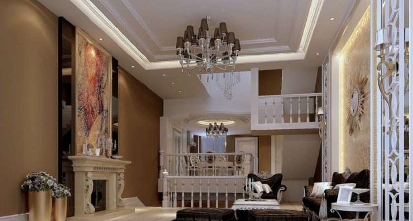 French Inspired Living Room Decobizz