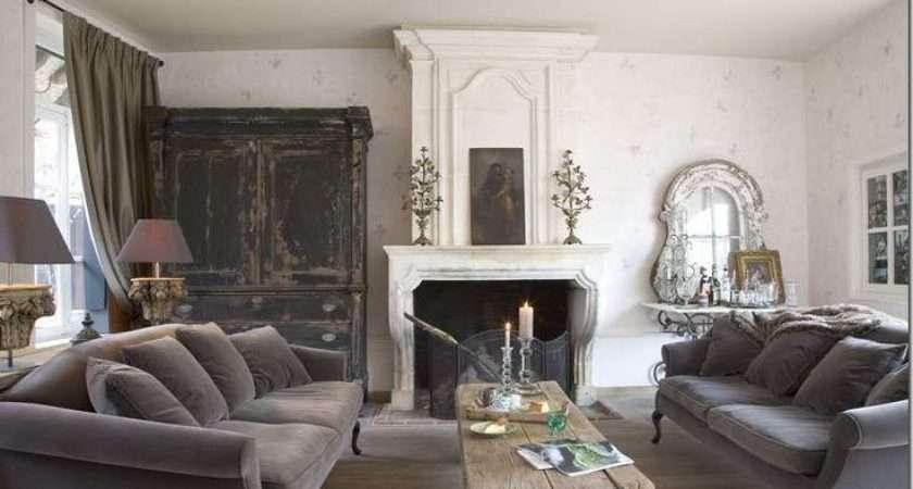 French Inspired Living Room New Apartment Design Pinterest