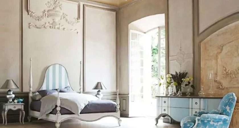 French Interior Design Theme Decorative