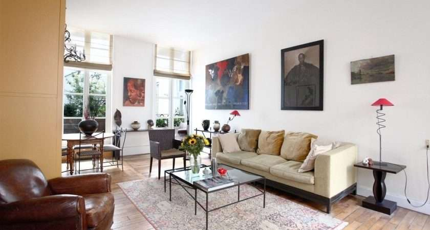French Living Room Design Interior Ideas