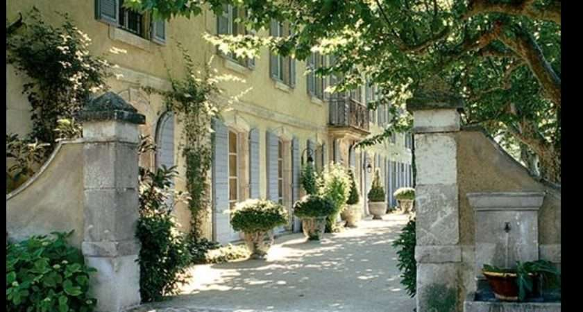 French Provence Decorating Ideas Using Clay Pots