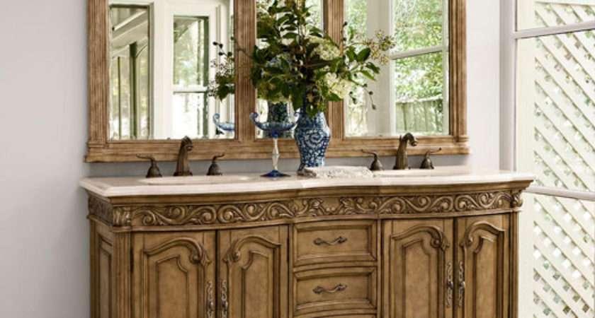 French Provincial Bathroom Vanities Been Looking