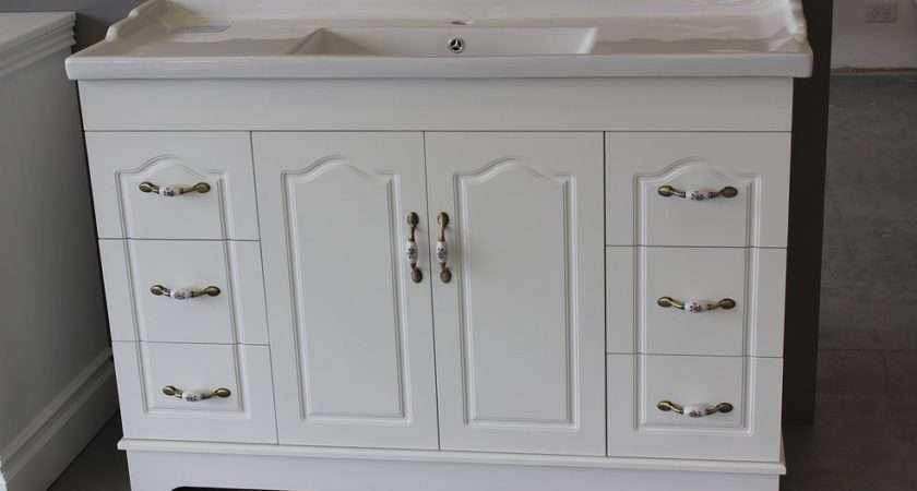French Provincial Bathroom Vanities Furniture Ideas