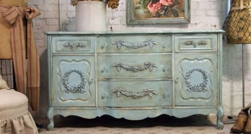 French Provincial Dresser Add Touch Antique Chic