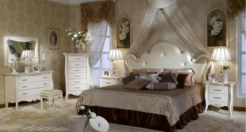 French Style Bedroom Furniture Romantic Jacksons Home