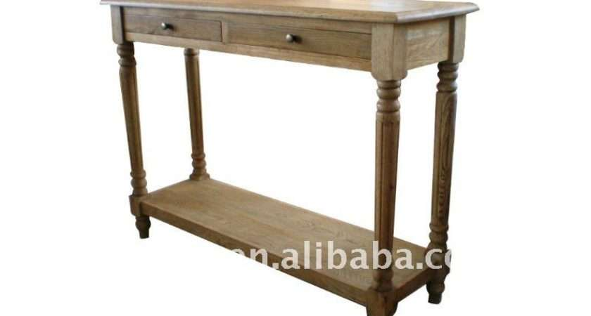 French Style Furniture Console Table Country