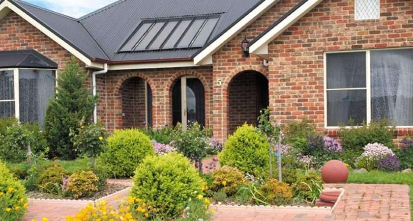 Fresh Garden Front House Ideas Inspirations