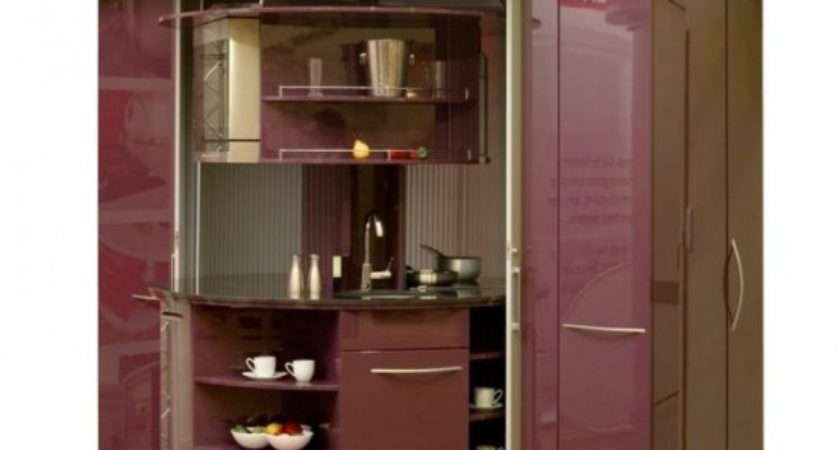 Freshhomeandgarden Very Small Kitchen Designs