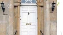 Front Door London Town House
