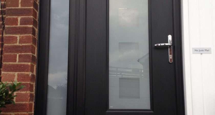 Front Doors Coloring Pages Door Pvc Upvc