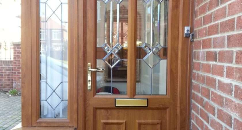 Front Doors Cozy Pvc Door Upvc