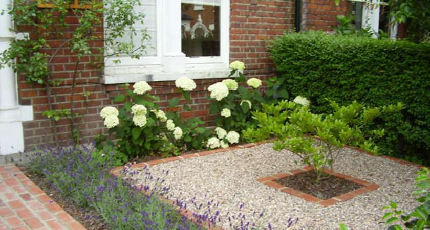 Front Garden Design Formal Pdf