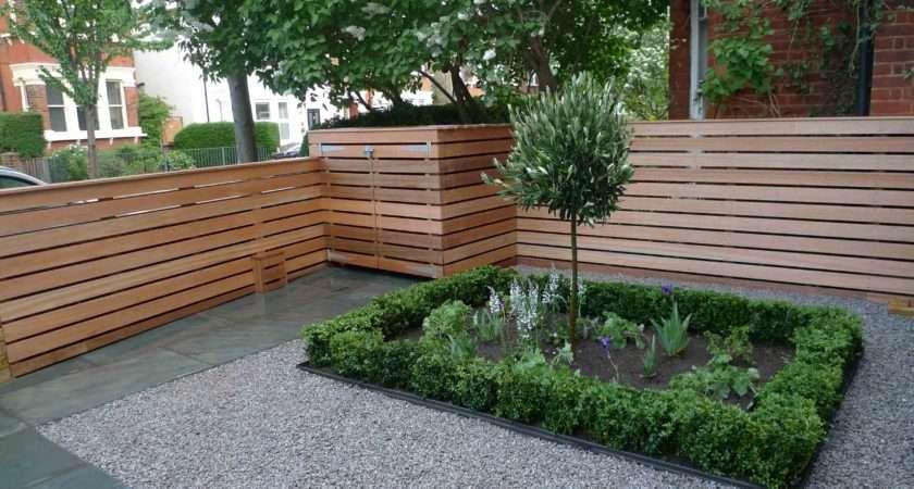 Front Garden Fence Ideas Design Home Decorating