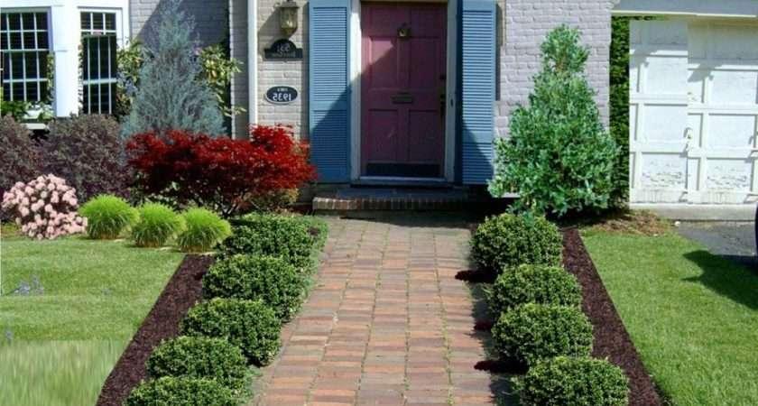 Front Yard Backyard Landscaping Ideas Designs