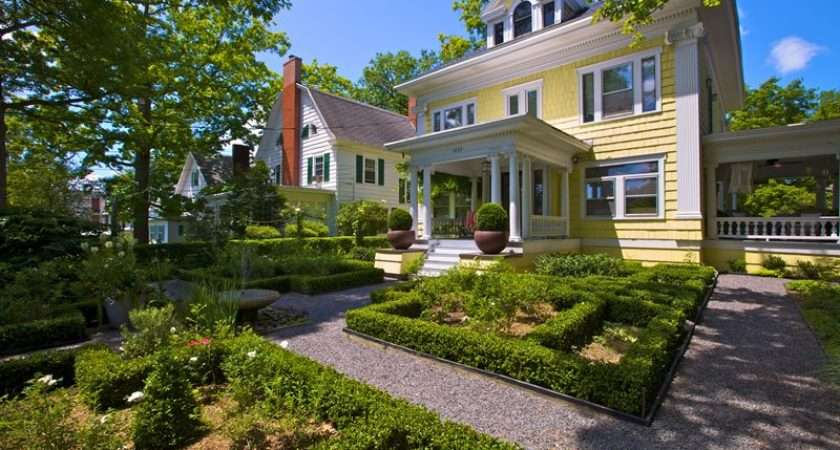 Front Yard Landscaping Syracuse