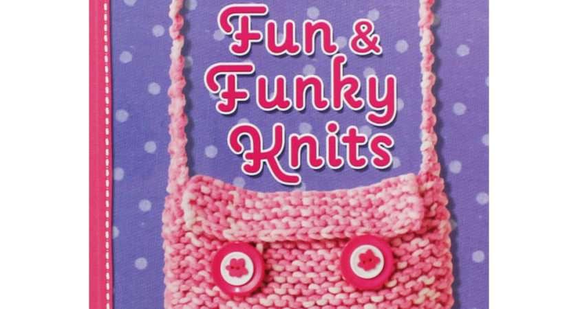 Fun Funky Knits Betty Junor Knitting Books