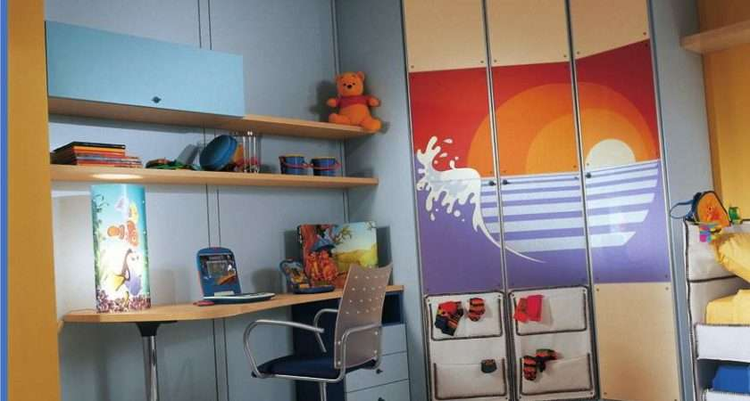 Fun Ways Inspire Learning Kids Study Table Rooms