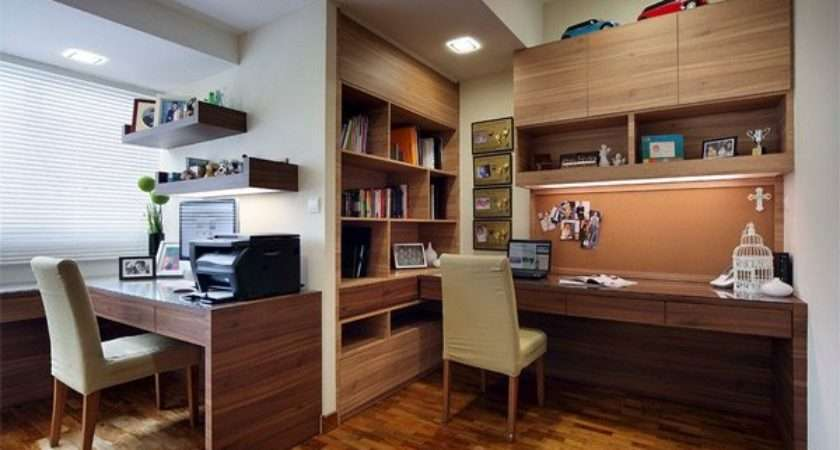 Functional Cool Designs Study Rooms Home