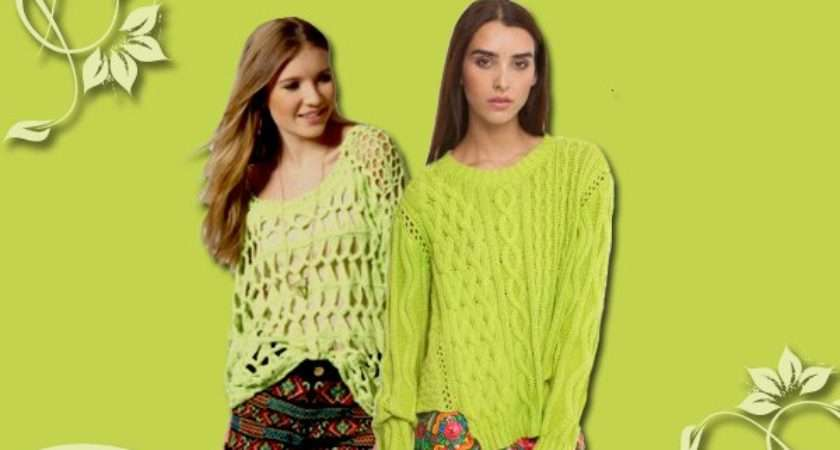 Funky Knits Won Keep Warm But Look Hot