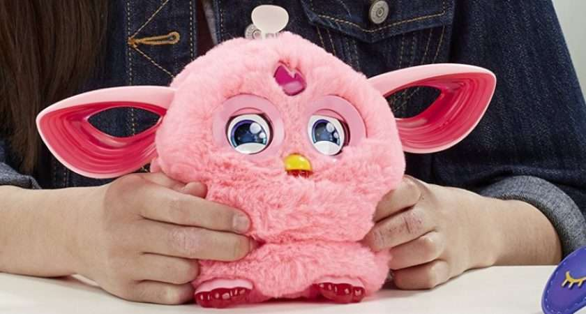 Furby Makes Top Pick Amazon Best Toys