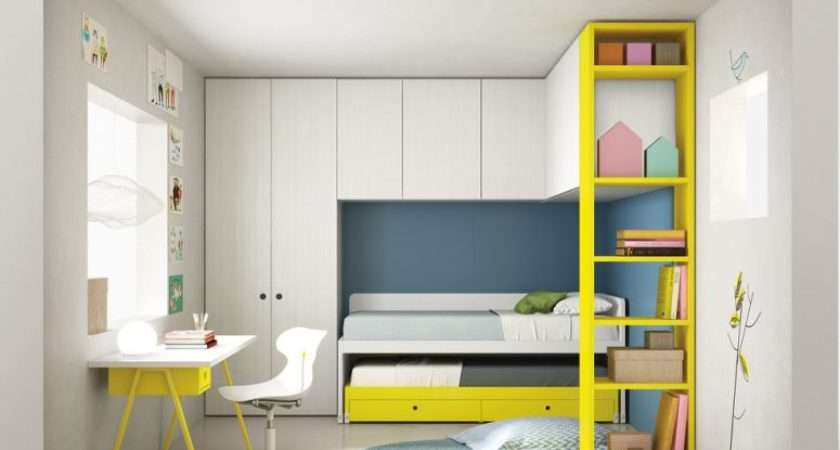 Furniture Could Combine Storage Styles Relatively Compact Area