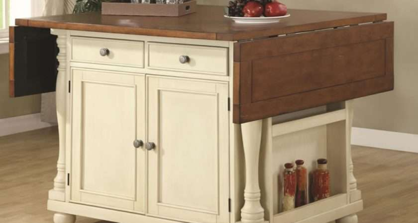 Furniture Ideal Movable Kitchen Island Ideas Wings