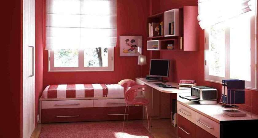 Furniture Small Bedroom Designs Interior Leather Themes Idea Cool