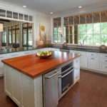 Furniture Wooden Kitchen Island Designs