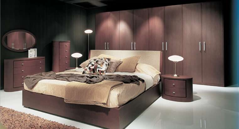 Furnitures Fashion Bedroom Furniture Designs